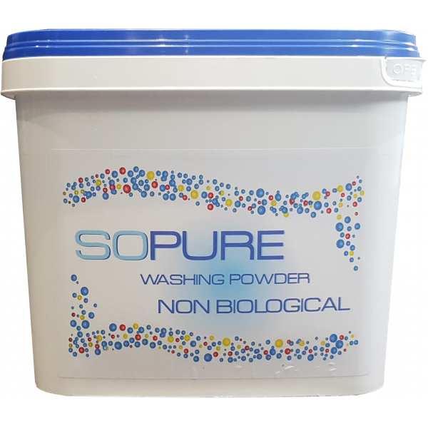 SOPURE Non-Bio Laundry Powder 10KG