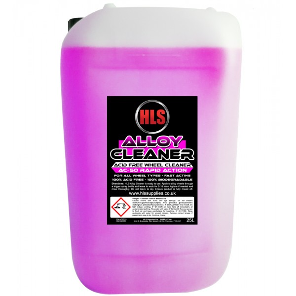 HLS AC-50 Alloy Cleaner - Acid Free Whee...