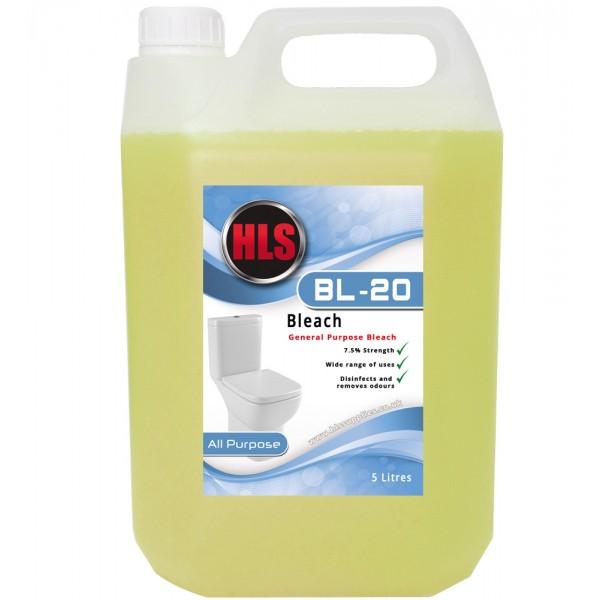 HLS BL-20 - Bleach 5L
