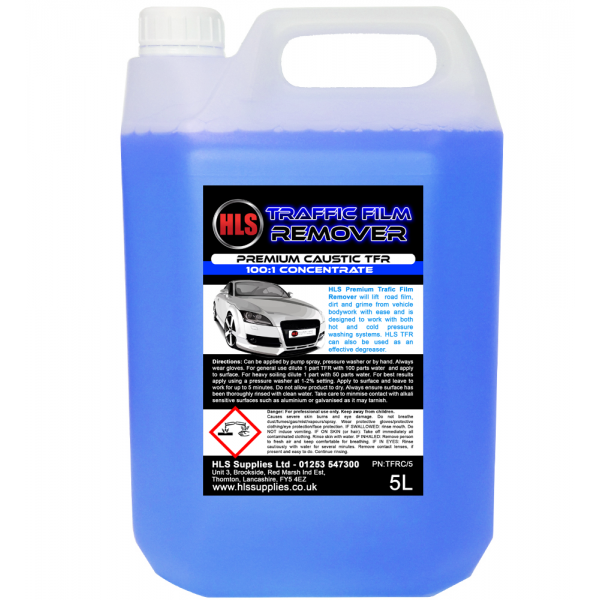 HLS TFR - Traffic Film Remover Caustic 5...