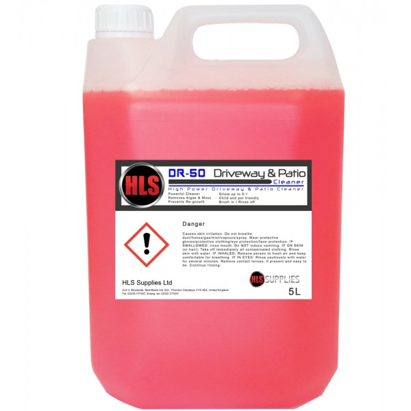 HLS DR-50 - Driveway & Patio Cleaner...