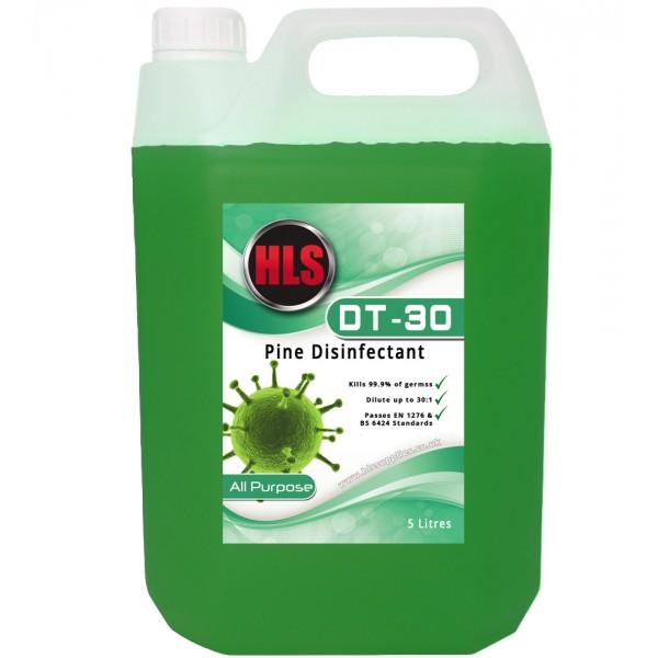 HLS DT-30 Pine Disinfectant 5L