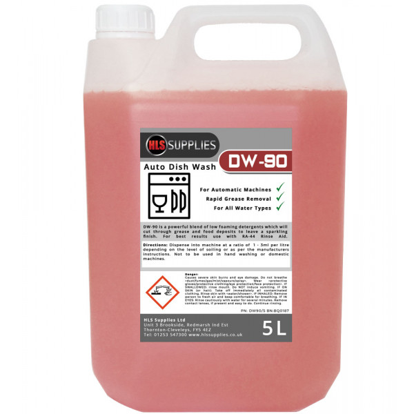 HLS DW-90 Dish Wash 5L