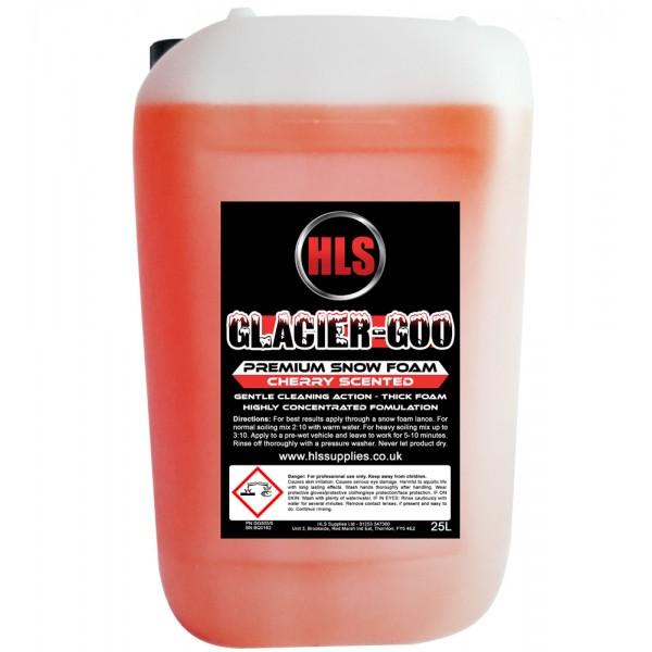 HLS Glacier Goo Snow Foam (Cherry) - Pre...