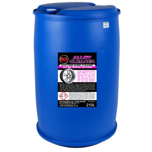 HLS AC-50 Alloy Cleaner - Acid Free Whee...