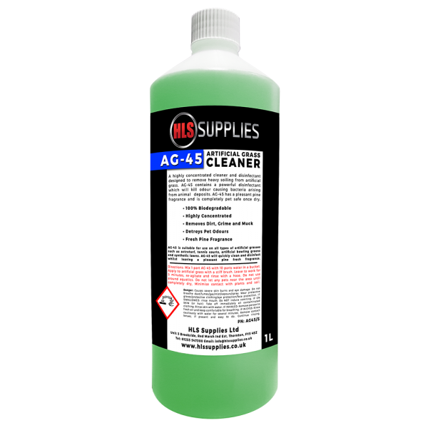 HLS AG-45 - Artificial Grass Cleaner 1L