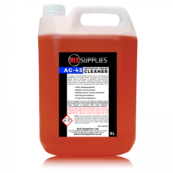 HLS AG-45 - Artificial Grass Cleaner 5L