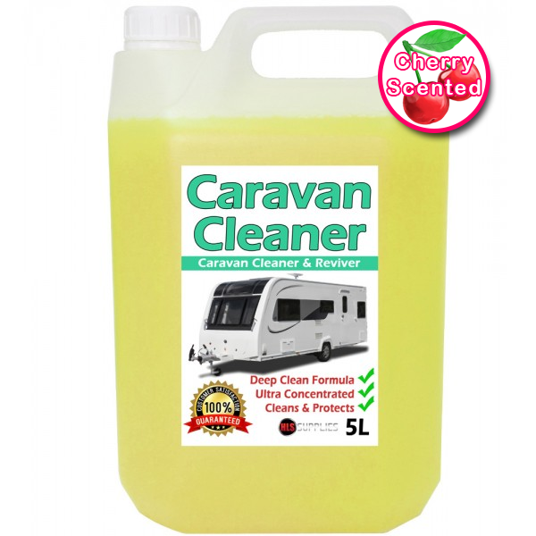 HLS Caravan Cleaner - Cherry Scented Cle...