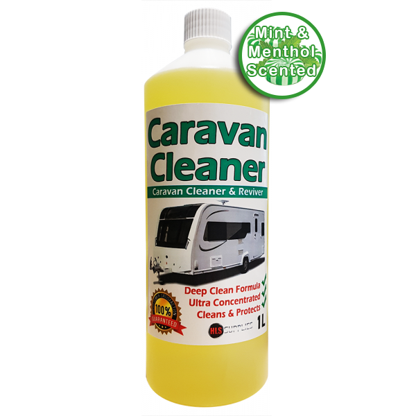 HLS Caravan Cleaner - Menthol Scented Cl...