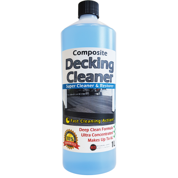 HLS Composite Decking Cleaner - Cleaner ...