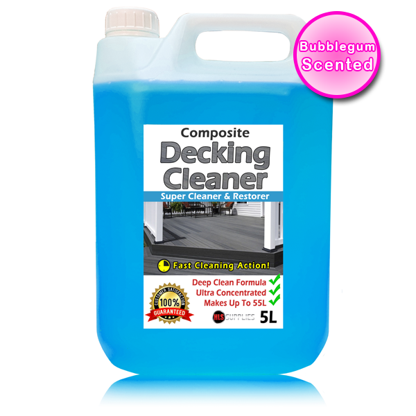 HLS Composite Decking Cleaner - Bubble G...
