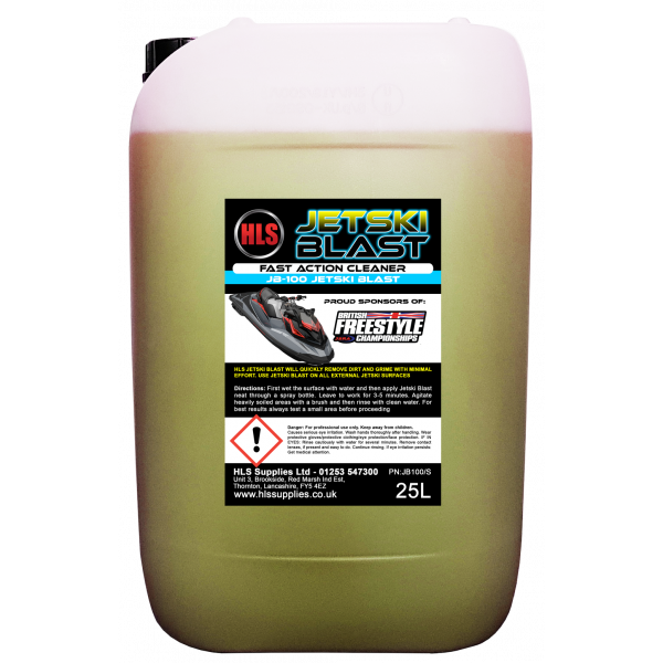 HLS Jetski-Blast Rapid Action Cleaner 25...