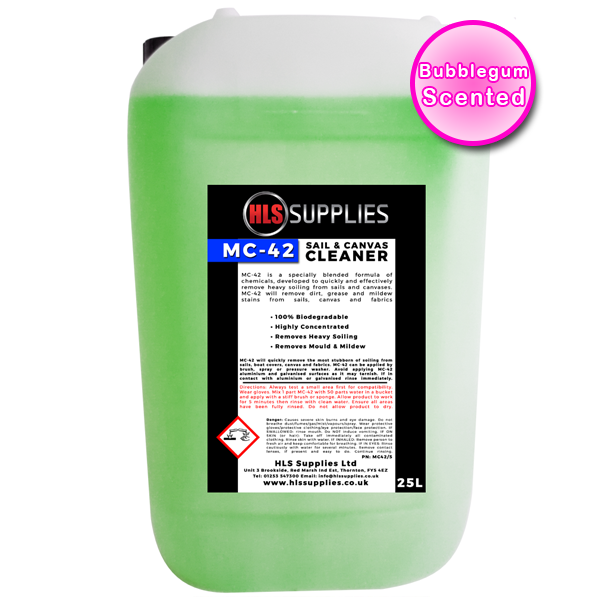 HLS MC-42 - Sail & Canvas Cleaner 25...