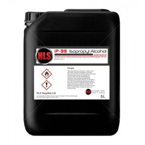 HLS IP-99- Isopropyl Alcohol 99.8% 5L