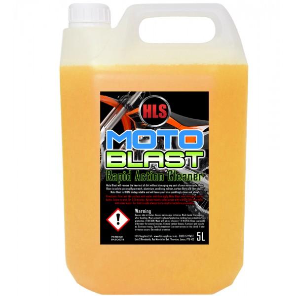 HLS Moto-Blast Motocross MTB Cleaner 5L