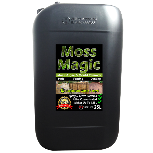 Moss Magic - Moss, Algae & Mould Rem...