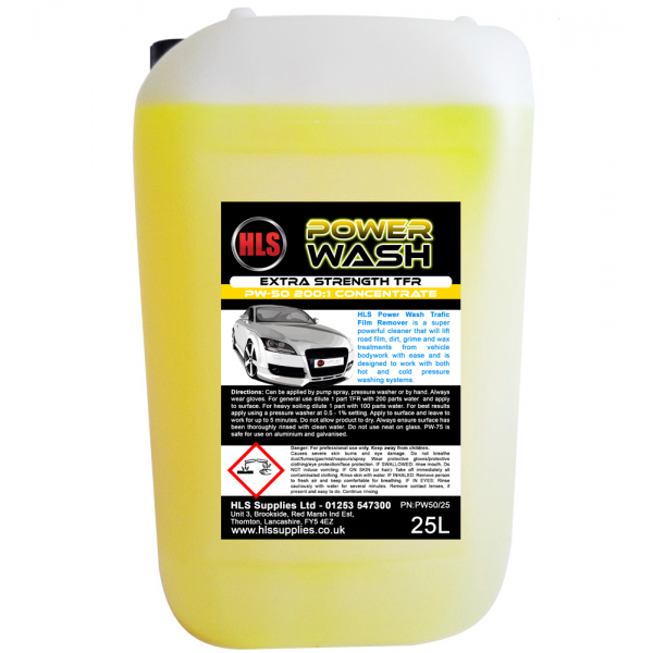 HLS PW-50 - Power Wash 25L
