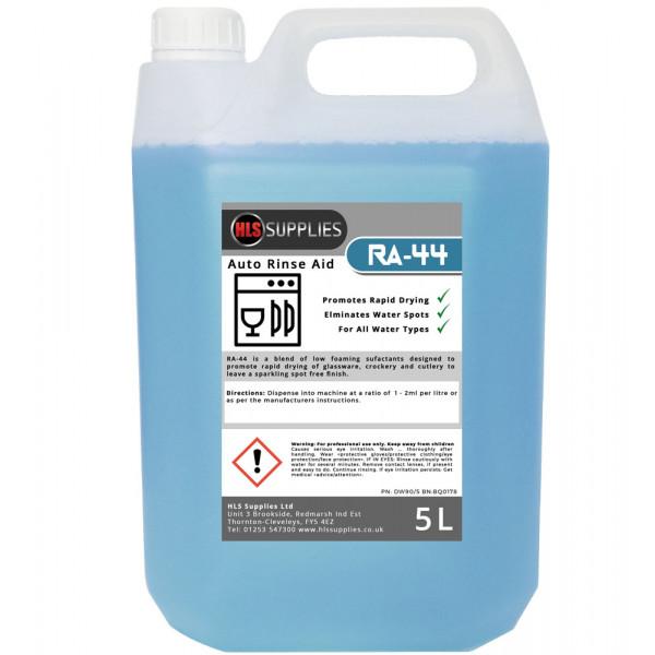 HLS RA-44 Auto Rinse Aid 5L