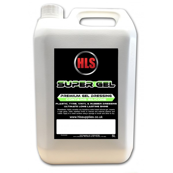 HLS SG-33 Super Gel Dressing 5L