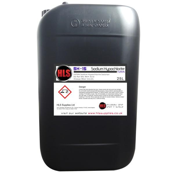 HLS SH-15 -  Sodium Hypochlorite 14 - 15...