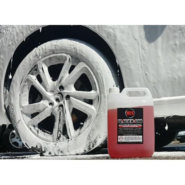 HLS Glacier Goo Snow Foam (Cherry) - Premium Pre-Wash 1L