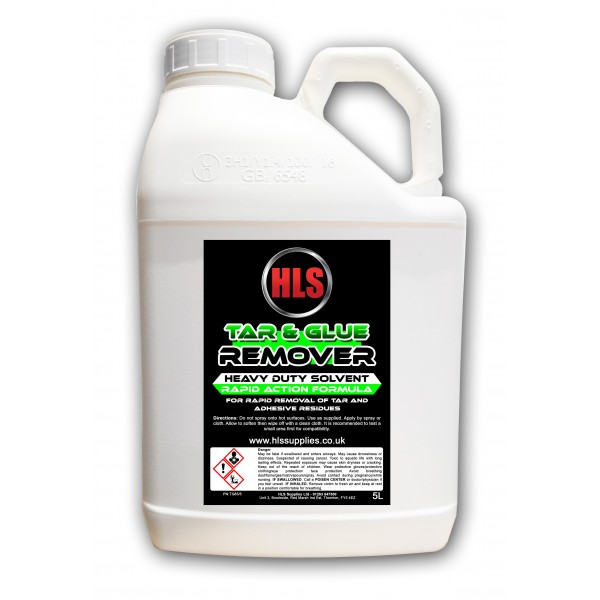 HLS TG-85 Tar & Glue Remover 5L