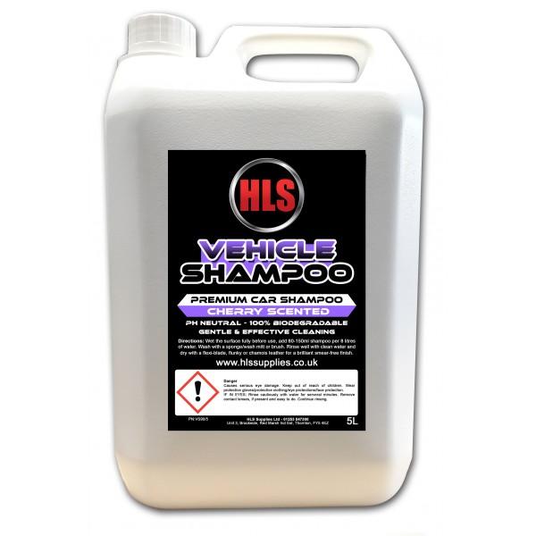HLS VS-90 Vehicle Shampoo 5L