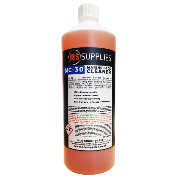 HLS MC-30 - Marine Deck Cleaner 1L