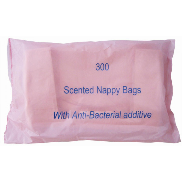 Perfumed Nappy Sacks (x250)