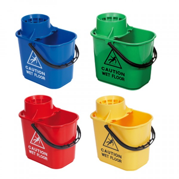 Professional Mop Bucket and Wringer 15L