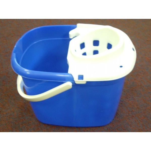 Value Mop Bucket and Wringer 12L
