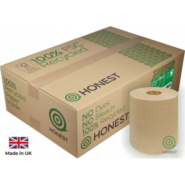 Honest Eco Friendly Centrefeed Rolls 150...