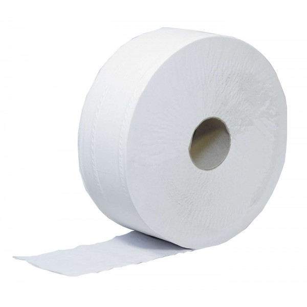 Maxi Jumbo Toilet Roll 320m x 76mm Core ...