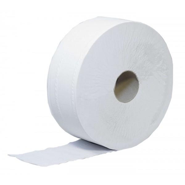 Maxi Jumbo Toilet Roll 320m x 76mm Core ...