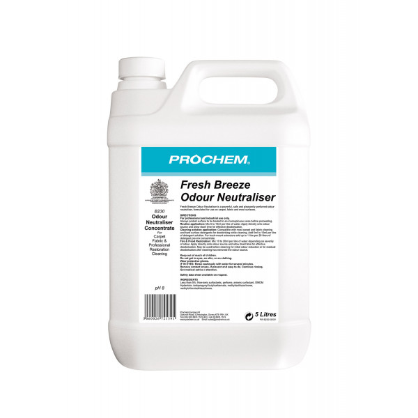 Prochem Fresh Breeze Odour Neutraliser 5...